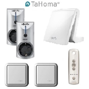 Somfy Tahoma RTS Starter Value Pack