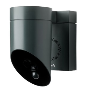 Somfy Outdoor Camera Antraciet